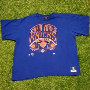 Vintage New York Knicks 90s Tee